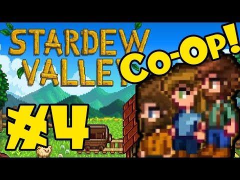STARDEW VALLEY: Co-Op Multiplayer! - Episode 4