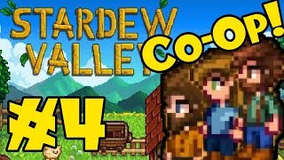 STARDEW VALLEY: Co-Op Multiplayer! - Episode 4