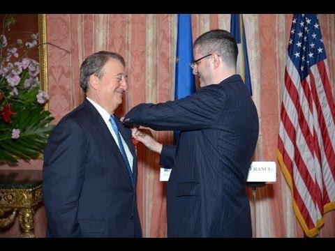 Legion of Honor Awarded to Howard Milstein