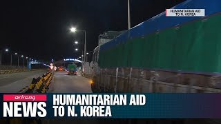 [NEWS IN-DEPTH] Humanitarian aid to N. Korea and nuclear negotiations