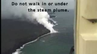 Hawaii Lava Video: Hawaiian Islands Videos