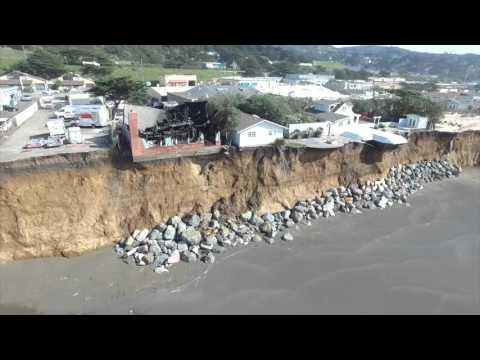 Coastal Erosion Pacifica, Ca