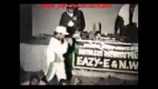 N.W.A Boyz n Da Hood Live 1988 [Rare/ Unreleased Footage]