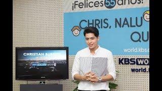 Christian Burgos :: Chris y Nalu en Facebook Live