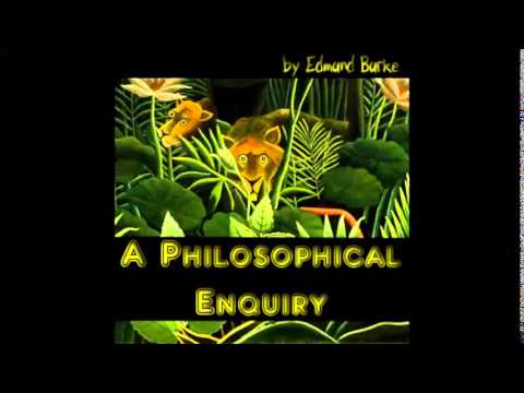 A Philosophical Enquiry (FULL Audiobook)
