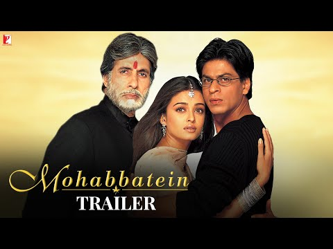Mohabbatein is listed (or ranked) 41 on the list The Best Amitabh Bachchan Movies
