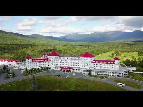 White Mountains Aerial Tour - New Hampshire