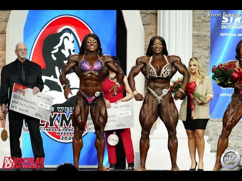 2020 MS OLYMPIA
