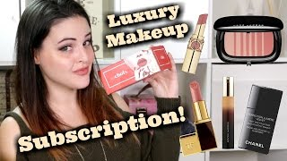 TRY LUXURY MAKEUP FOR $15 PER MONTH - So Choix Subscription FULL REVIEW & Try On! | Jen Luvs Reviews