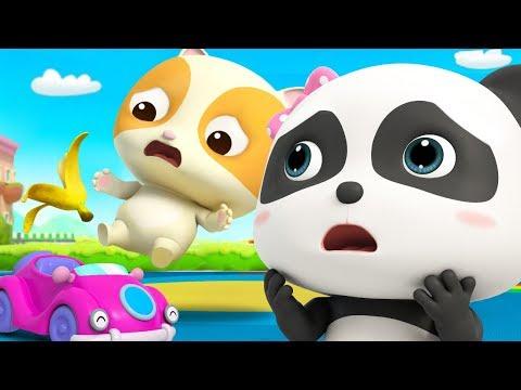 東西不亂丟 | 2020最新好習慣兒歌童謠 | 卡通 | 動畫 | 寶寶巴士 | BabyBus