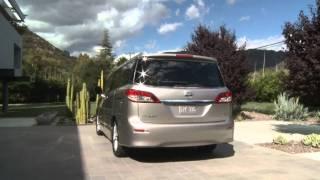 2011 Nissan Quest revealed - debut in LA Auto Show 2010