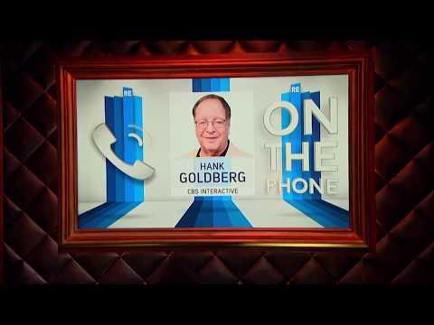 CBS Interactive Hank Goldberg on Cloud Computing Chances of Winning Race - 5/19/17