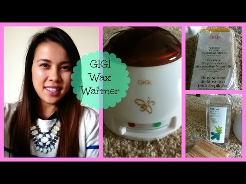 GIGI Wax Warmer Review & More!