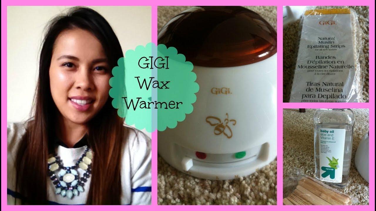 Gigi Wax Warmer Review More Youtube