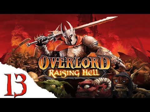 Let's Play: Overlord: Raising Hell [Legendary] - Ep.13 - Mother Goddess Temple