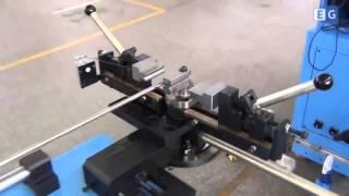 видео Гибка листового металла - принцип, типы, оборудование