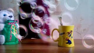 Как самому сделать мыльные пузыри 😃