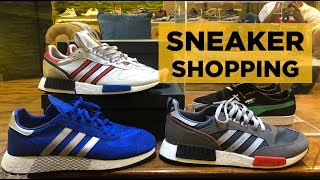 SNEAKER SHOPPING: ADIDAS NEVER MADE COLLECTION AT SOLE ACADEMY