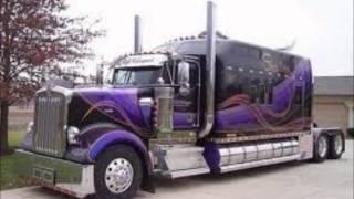 Os caminhões mais locos e bonitos do mundo!