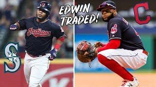 Edwin Encarnacion TRADED! Carlos Santana Returns to Indians, Troy Tulowitzki RELEASED? MLB Recap