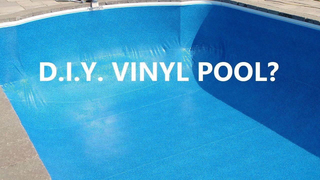 DIY Vinyl Pool Construction