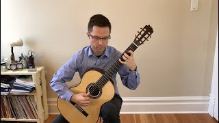 lesson: thirds in g major, no. 5, op. 1 by mauro giuliani