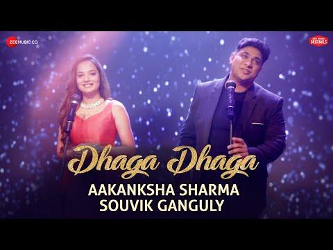 Dhaga Dhaga | #ZeeMusicOriginals | Aakanksha Sharma & Souvik Ganguly | Ashish-Vijay |Avinash Kumaar