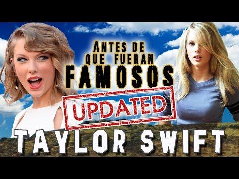 TAYLOR SWIFT - Antes De Que Fueran Famosos