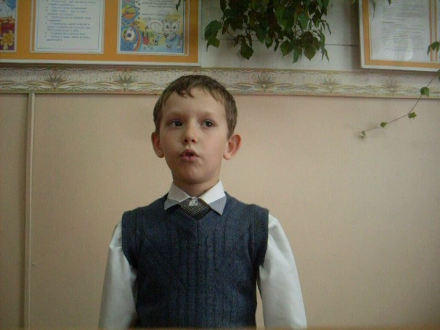 Изображение предпросмотра прочтения – АнтонКарандаев читает произведение «Десятилетний человек» С.В.Михалкова