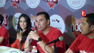 USG celebra 100 aniversario de Tablaroca (Conferencia de Prensa) 23Abril17   www.edemx.com