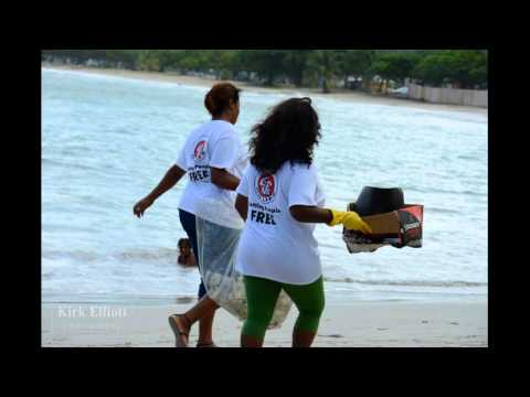 Life on Life Initiative - St. Lucia Beach Clean-up