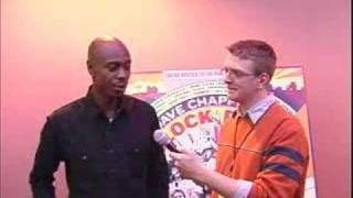 Interview with Dave Chappelle