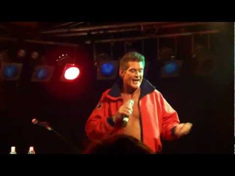 Am I Ever Gonna See Your Face - David Hasselhoff Perth 17 February 2013