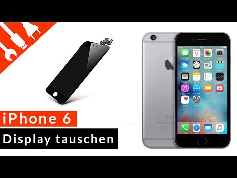 iphone 6 display reparatur apple iphone 6 bildschirm wechseln gutes tutorial kaputt de youtube. Black Bedroom Furniture Sets. Home Design Ideas
