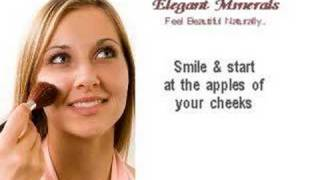 How To Apply Mineral Makeup. Application Tips. Thumbnail