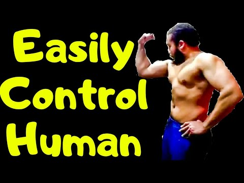 How To Easily Control Human (DIRTY LITTLE TACTIC Being USED ON YOU RIGHT NOW)