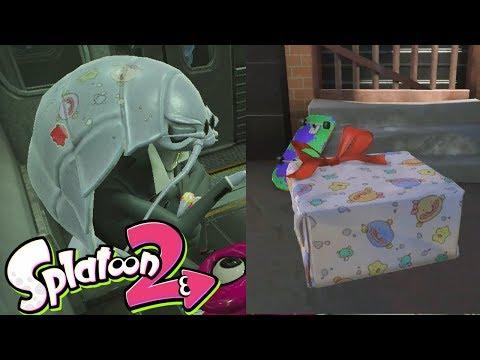 Splatoon 2 NEW Easter Eggs Discovered!