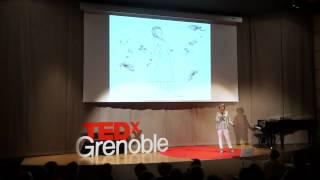 Le changement de posture, ça marche: Karine at TEDx Grenoble 2014