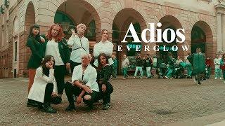 [KPOP IN PUBLIC] EVERGLOW (에버글로우) - ADIOS Dance Cover by Random Age