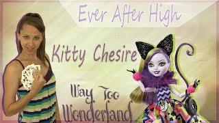 Китти Чешир Kitty Chesire Way Too Wonderland (Путь в Страну Чудес) обзор на русском языке