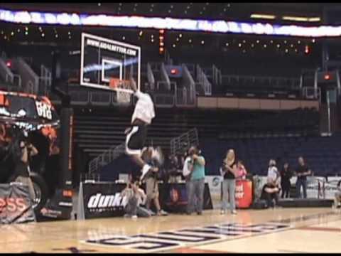 TFB::Dunks: Special FX Wins 10,000$ Shaq Slam Dunk Contest :: Lost Footage ::