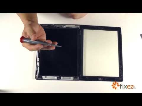 iPad 2 Power & Volume Buttons Repair