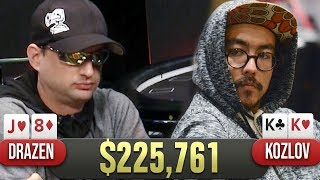 HEADS UP For $225,761 | S6p E8 Poker Night Presents