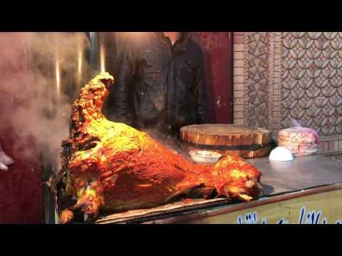 Kashgar Uyghur Street Food