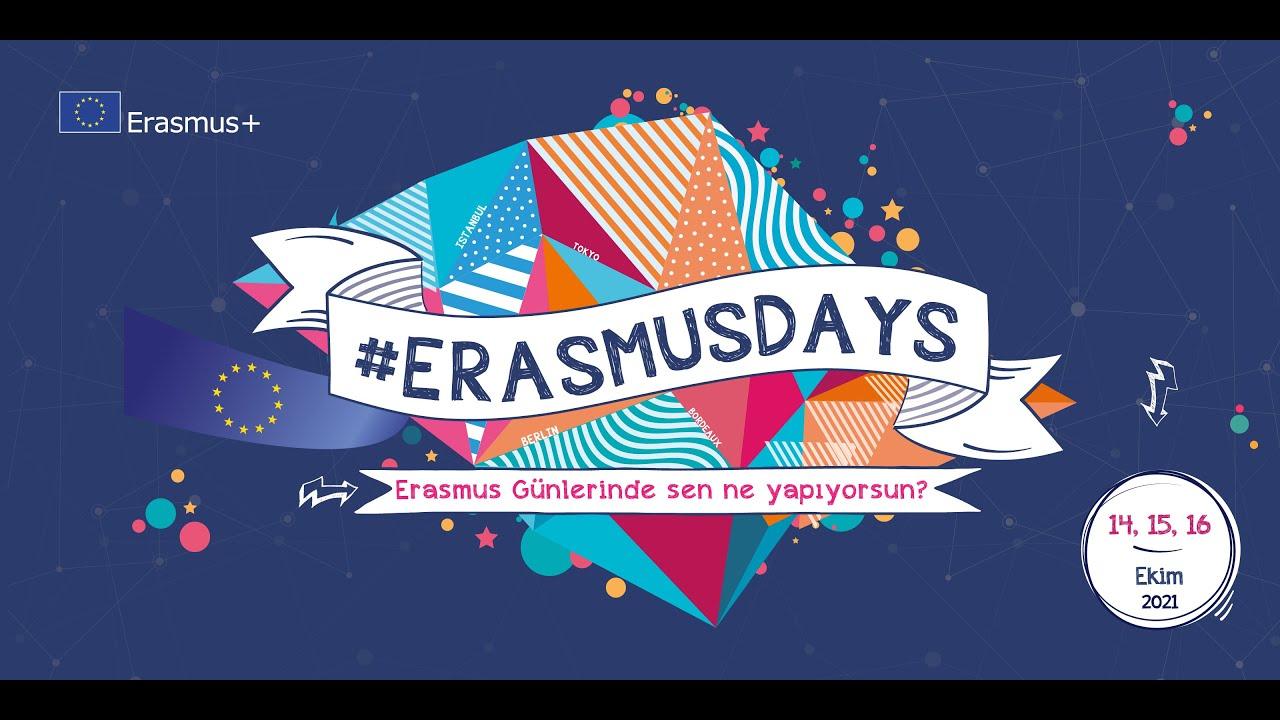 Binyaprak #ErasmusDays Etkinliği