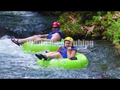 White River Tubing and Secret Falls Blue Hole Tours Ocho Rios Jamaica