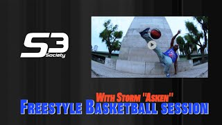 S3 player vol 1. / New-york style in Paris : Storm