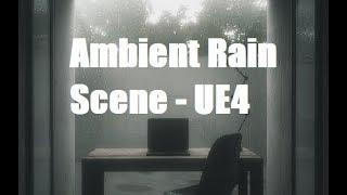 Ambient House Scene - UE4
