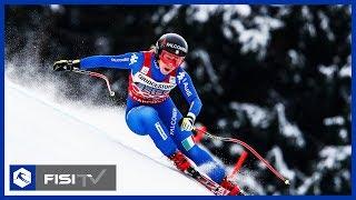 Sofia Goggia sfiora la vittoria a Garmisch