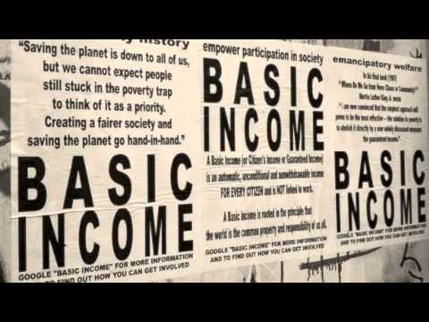 David Graeber & Barbara Jacobson on: Unconditional Basic Income